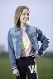 Jeansjacke -Wendy Yellow W-