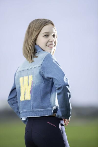 Jeansjacke -Wendy Yellow W-