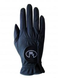 Handschuhe mit Swarovskisteinen