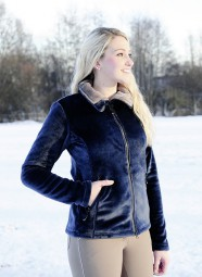 Teens-Fleecejacke -Soft-