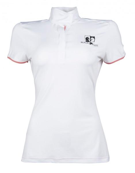 Turniershirt -Black & White-