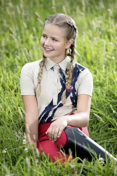 Teens-Poloshirt -County- Summer-