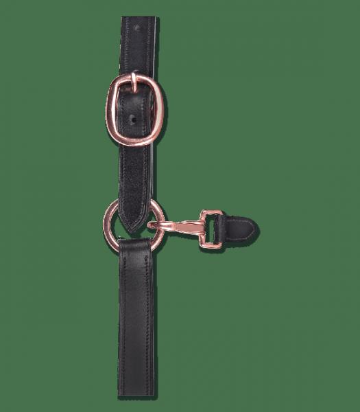 X-Line Lederhalfter Rosé