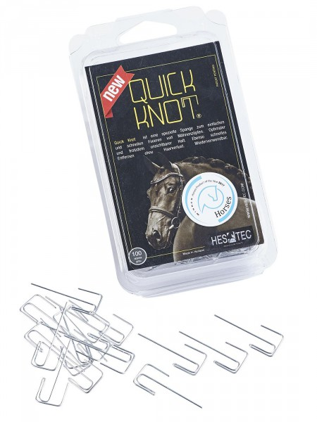 Einflechthilfe QUICK KNOT