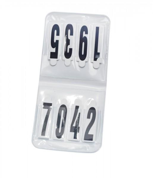 Startnummern OVAL, Sicherheitsnadeln