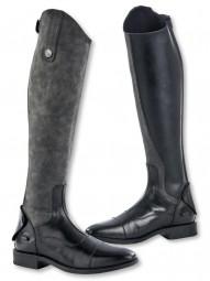 Reitstiefel BONDY, schwarz(grau)