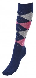 Socken COMFORT-KARO III